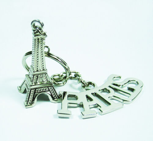The Paris Eiffel Tower keychain key ring chain key fob in Collectibles, Pez, Keychains, Promo Glasses, Keychains | eBay