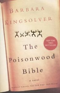 The Poisonwood Bible by Barbara Kingsolver (1999, Paperback) in Books, Fiction & Literature | eBay