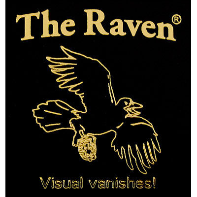 The Raven by Chuck Leach, Vanishing Magic Trick, Ships from USA! in Collectibles, Fantasy, Mythical & Magic, Magic | eBay