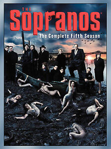 The Sopranos - The Complete Fifth Season (DVD) in DVDs & Movies, DVDs & Blu-ray Discs | eBay