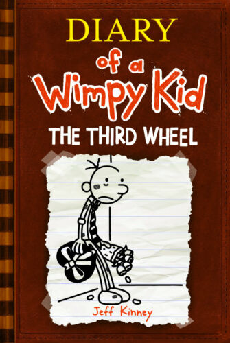 The Third Wheel Diary of a Wimpy Kid, Book 7 in Books, Children & Young Adults | eBay