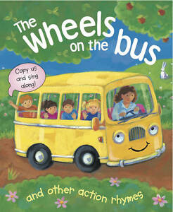 lyrics to the wheels on the bus in spanish