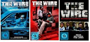 The-Wire-Staffel-Season-3-4-5-NEU-OVP-DVD-Box-Set