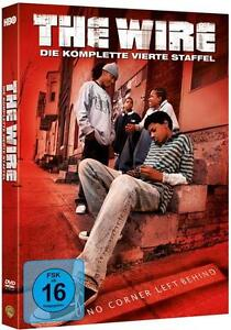 The Wire - Die komplette 4. Staffel (Box...