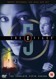 The-X-Files-Series-5-Complete-DVD-2004-M-Lock-Packaging