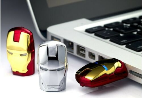 The unique iron man model USB 2.0 Enough Memory Stick Flash pen Drive 4G 8G P51 in Consumer Electronics, Gadgets & Other Electronics, Other | eBay