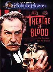 Theatre of Blood (DVD, 2001)