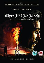 There Will Be Blood (DVD, 2008)