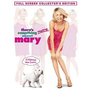 There's Something About Mary (DVD, 2003,...