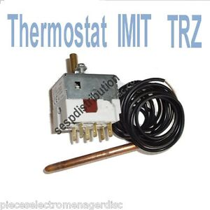 thermostat imit trz 3445 40 78 47 85 c heizung heizkessel ebay. Black Bedroom Furniture Sets. Home Design Ideas