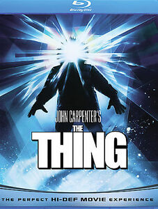The Thing (Blu-ray Disc, 2008)