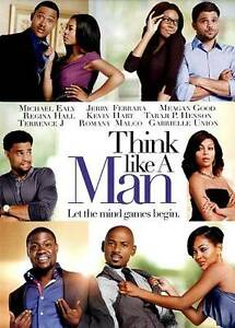 Think Like a Man (DVD, 2012, Includes Di...
