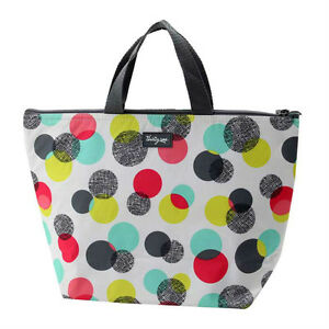 Thirty one organizer thermal picnic lunch shopping tote hand bag