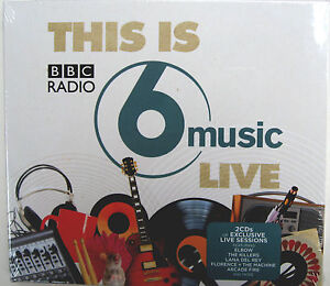 This Is Bbc Radio 6 Music Live Album