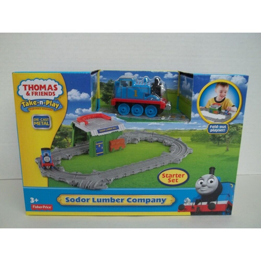 Thomas the tank engine track ebay package