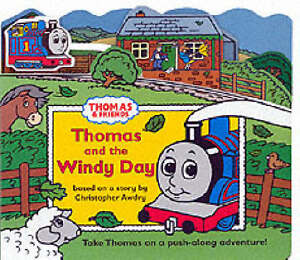 Thomas and the Windy Day (Thomas the Tank Engine) Rev W Awdry