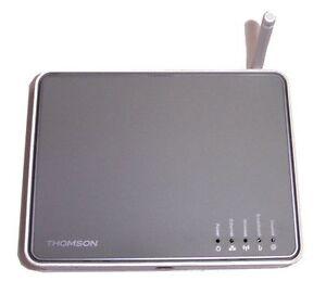 Thomson TG585V8 24 Mbps 10/100 Wireless ...
