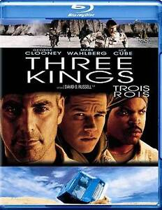 Three Kings (Blu-ray Disc, 2010, Canadia...