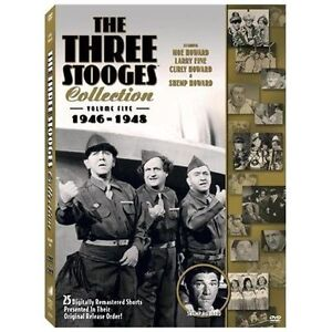 The Three Stooges Collection - Vol. 5: 1...