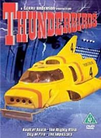 Thunderbirds - 4 - Vault Of Death (DVD, ...