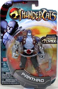 Panthro  Thundercats on Thundercats 4 Scale Panthro 4 5 Inch Action Figure Animated Bandai New