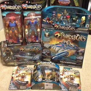 Lioncheetara on Thundercats Lot Thundertank Lion O Tygra Cheetara Thunder Racer