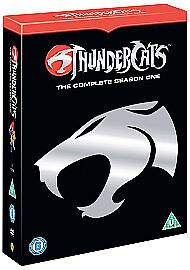 Thundercats Complete on Thundercats   Series 1   Complete Dvd 7321902213859   Ebay