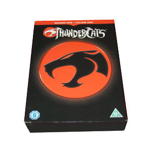 Thundercats Series on Thundercats   Series 1 Vol 1 Dvd 7321902119304   Ebay
