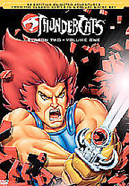 Thundercats Series on Thundercats   Series 2 Vol 1 Dvd 7321900753593   Ebay