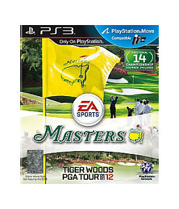 Tiger Woods PGA Tour 12: The Masters (So...