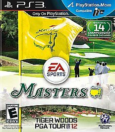 Tiger Woods PGA Tour 12: The Masters (S