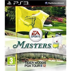 about Tiger Woods PGA Tour 12: The Masters for Sony PlayStation 3