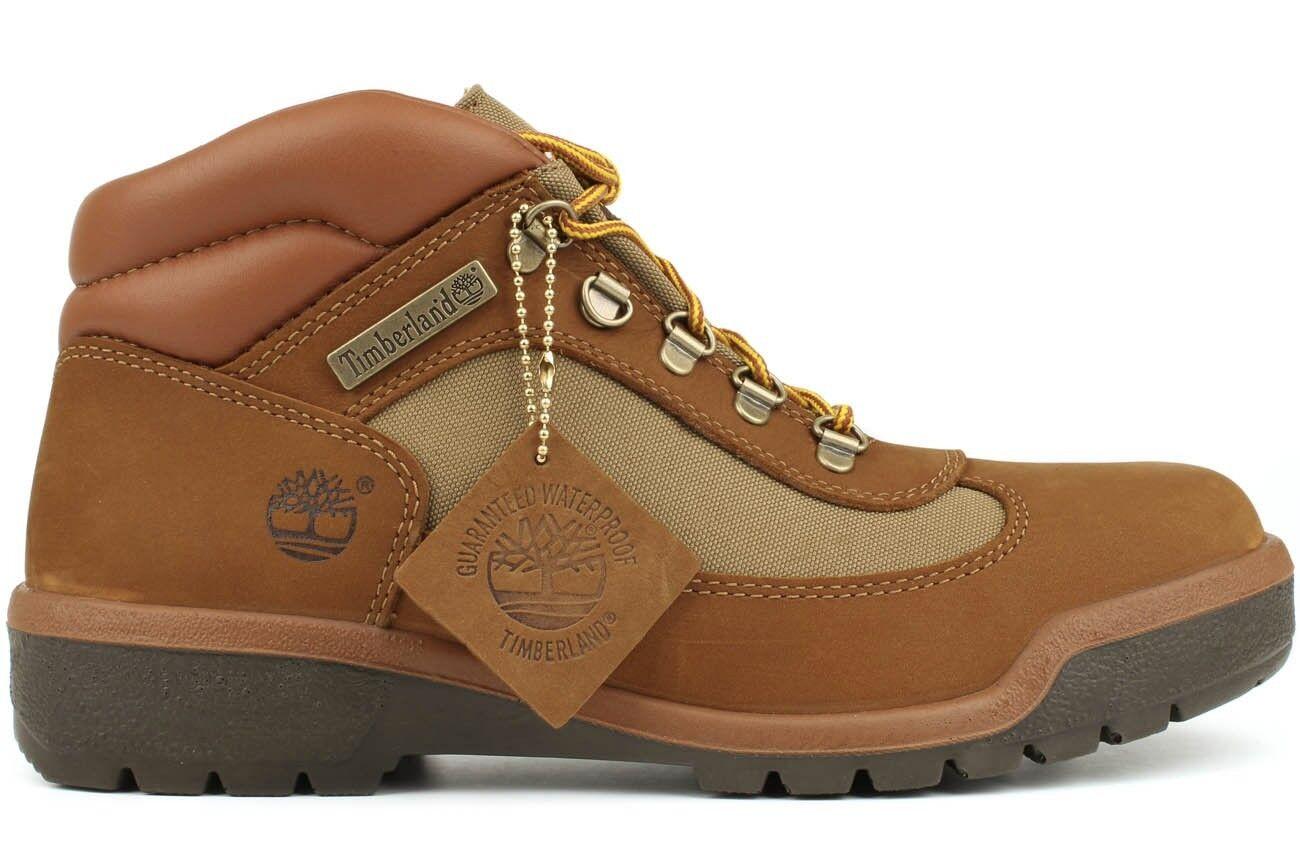 Timberland Field Boots 10028 New Mens Sundance Nubuck Winter Work Boots Shoes   EBay