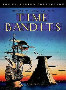 Time Bandits (DVD, 1999, Criterion Colle...
