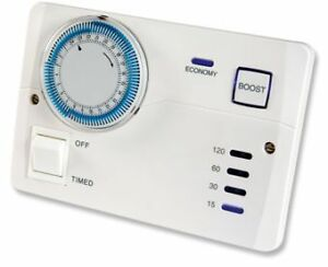 Timeguard Economy 7 Water Heater Analogue Timeswitch Off