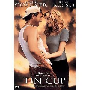 Tin Cup (DVD, 2009, Widescreen)