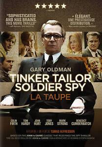 Tinker, Tailor, Soldier, Spy (DVD, 2012,...