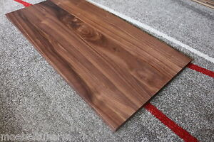 tischplatte platte nussbaum massiv holz neu tisch leimholz t relement schublade ebay. Black Bedroom Furniture Sets. Home Design Ideas