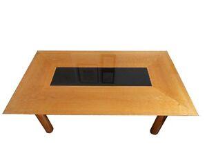 Toller design esstisch kirsche schwarzer granit 180x100 for Esstisch kirsche