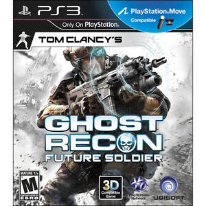 Tom Clancy's Ghost Recon: Future Soldier...