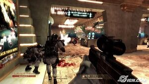 Tom Clancy's Rainbow Six: Vegas  (Sony P...