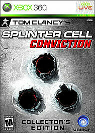 Tom Clancy's Splinter Cell: Conviction -...