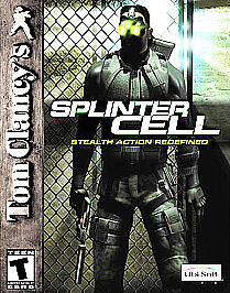 Tom Clancy's Splinter Cell  (PC, 2003)
