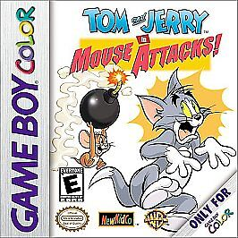 Tom and Jerry in Mouse Attacks!  (Ninten...