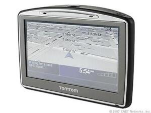 TomTom GO 720 Traffic Automotive GPS Rec...