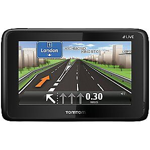 TomTom GO LIVE 1000 Automotive GPS Recei...