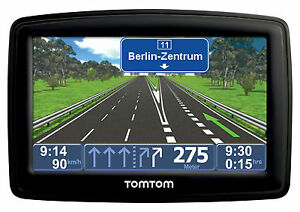 TomTom-XL-2-IQ-CE-NEU-4-GB-Version-Fahrspur-GPS-Zentral-Europe-Navigation-WOW