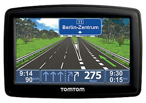 TomTom-XL-2-IQ-CE-NEU-4-GB-Version-Fahrspur-Z-Europe-Navigation-LIFETIME-WOW
