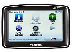 TomTom XL 340S LIVE - US (including Puer...