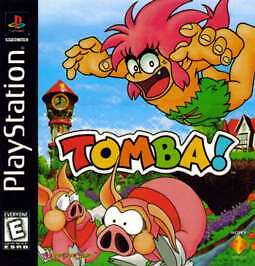 Tomba!  (Sony PlayStation 1, 1998)